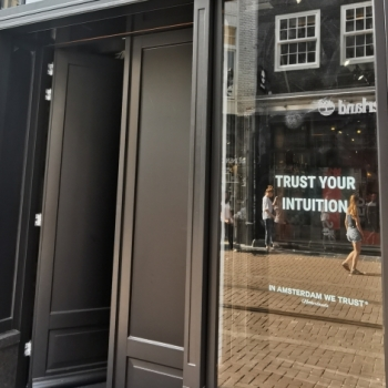 In amsterdam we trust geurmarketing