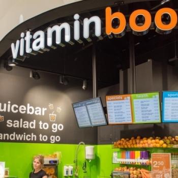 DDJ Media menuschermen bij Vitaminstore